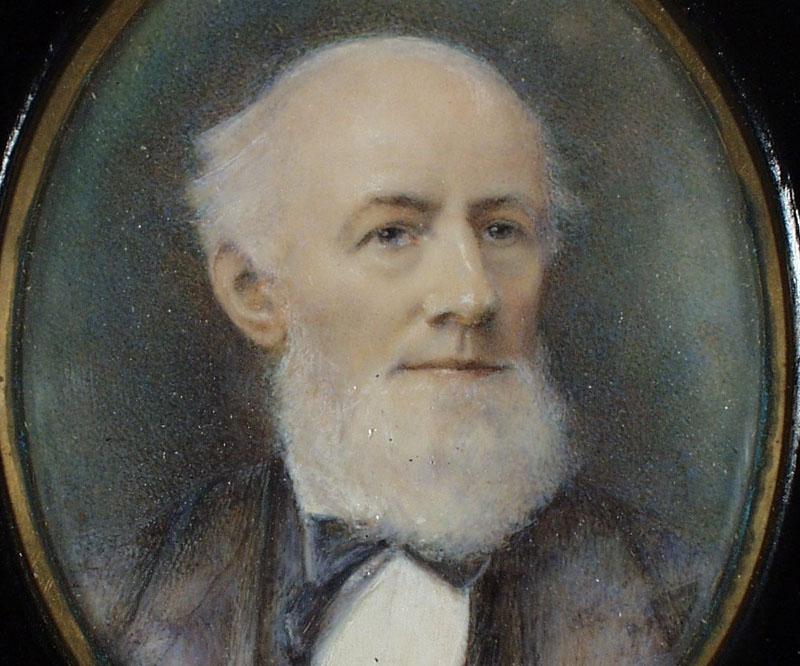 Sir Isaac Pitman (1813 – 1897)